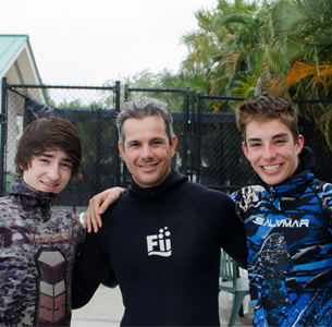 Junior Freediver