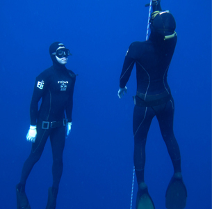 Freediving Instructor Exam