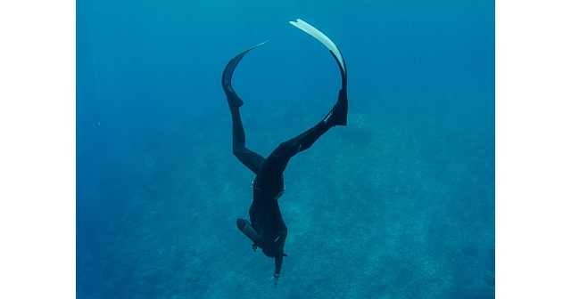 Freediving: What is my limit?