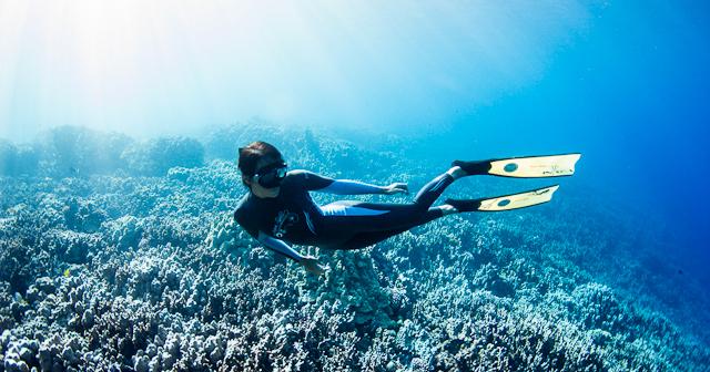 Girls - Get Freediving!