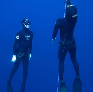 Freediving Instructor Exam